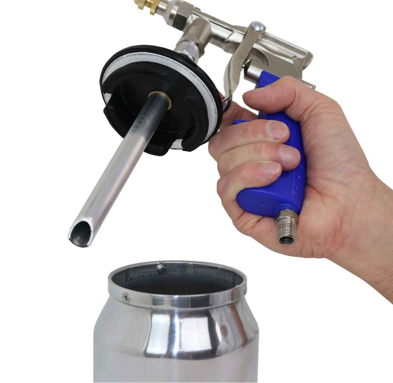 Heavy Duty Undercoating Spray Gun  RA/M