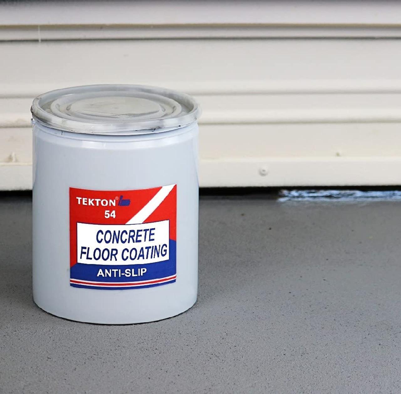 Tekton® 54 Anti-Slip Concrete Coating
