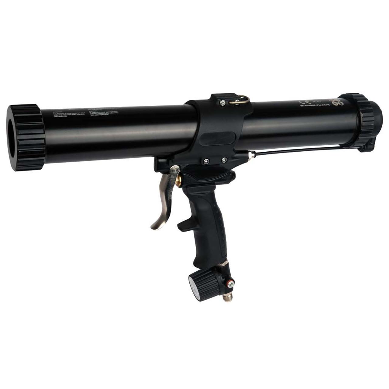 Pneumatic Sausage Caulking Gun