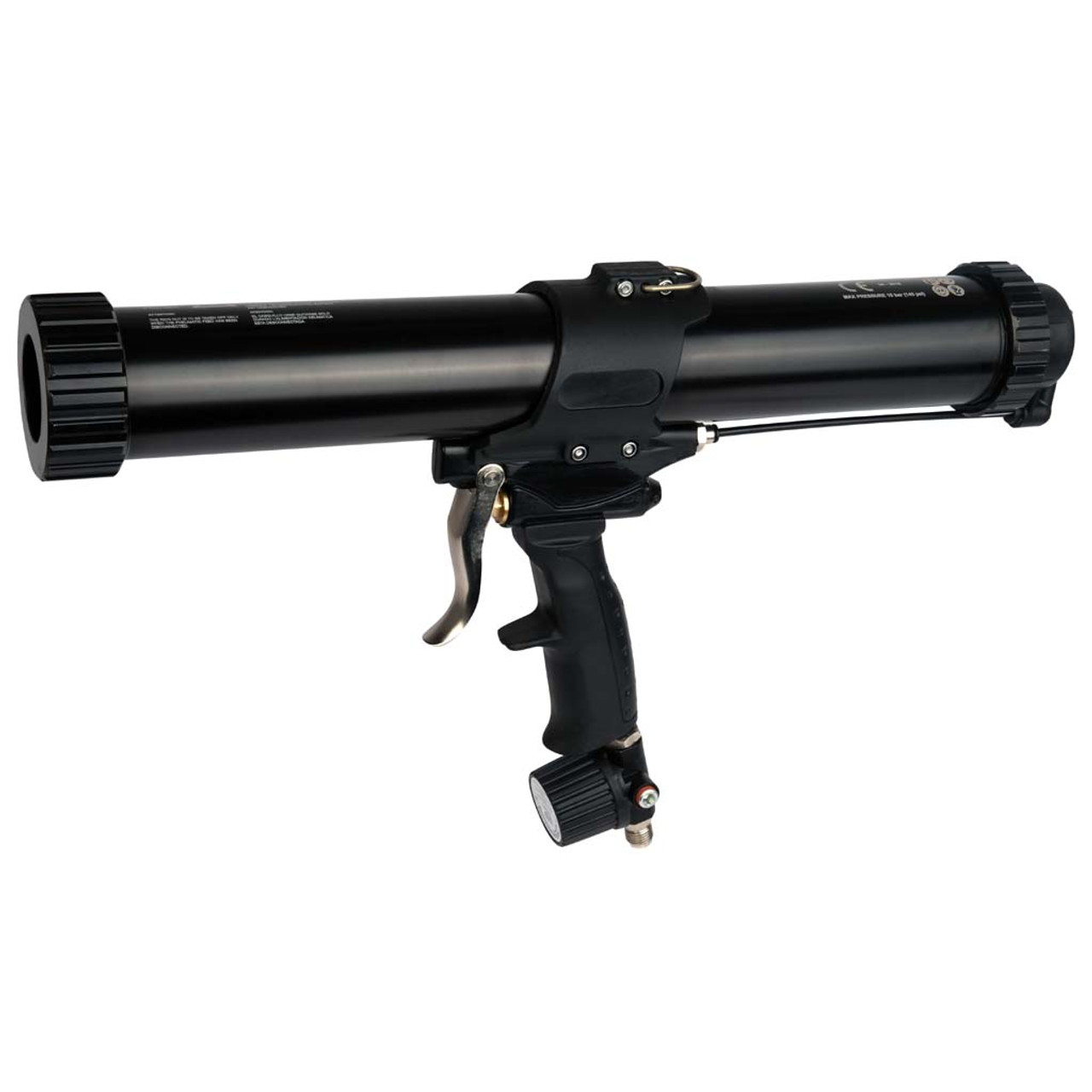 Pneumatic Sausage Caulking Gun