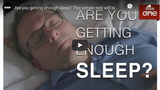 Are You Getting Enough Sleep? Here's a Simple Test.