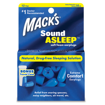 Sound Asleep Earplugs