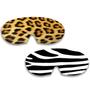 Leopard, Zebra