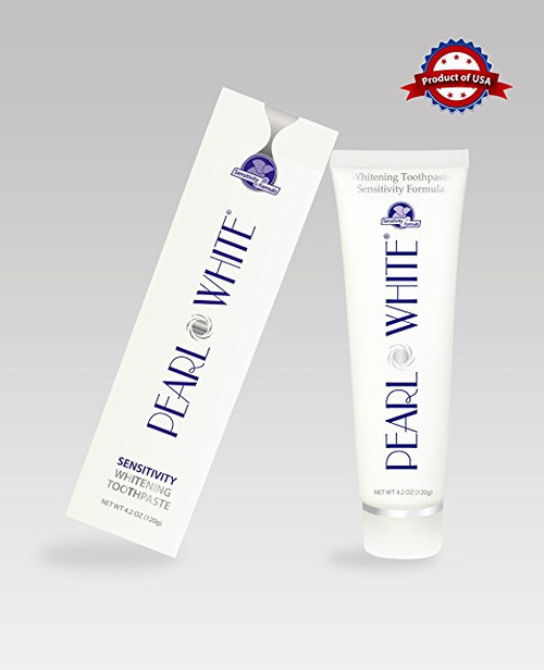Beyond Pearl White Sensitivity Formula ToothPaste - 4.2 oz, 120ml