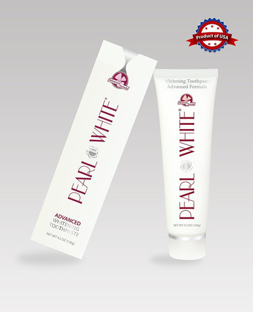 Beyond Pearl White Advanced Formula ToothPaste - 1.4oz, 40ml