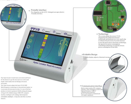 Apex Locator Root Canal Finder
