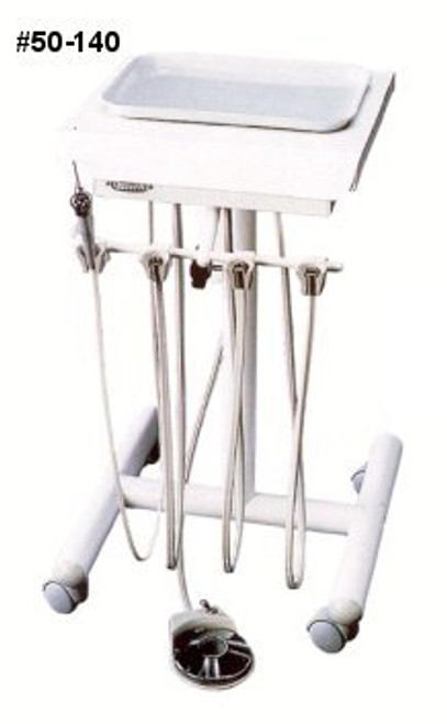 Dental Equipment Engle Drs Delivery Cart 3 Hp Auto