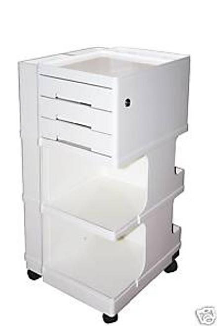 Medical / Dental / Art Mobile Cabinet 3-Drawer Unit