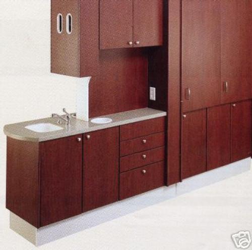 Dental Equipment/Marus Island Cabinet