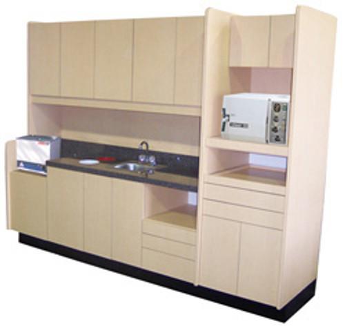 Providence Sterilization Center Dental Cabinetry