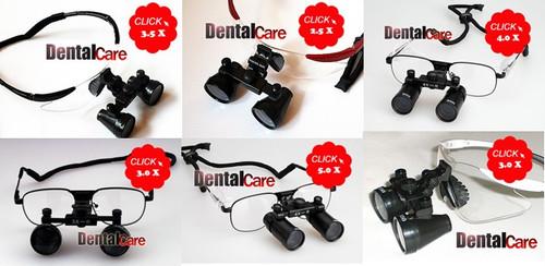 10Pcs Surgical Dental Medical Hygienis Loupe
