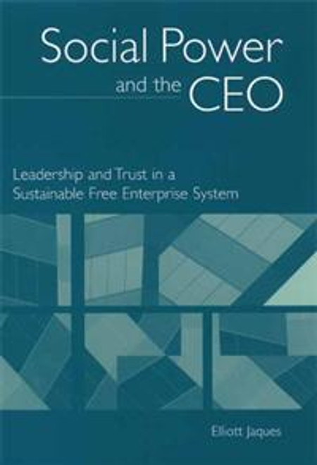 Social Power and the CEO