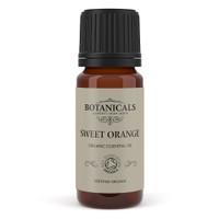 Organic Sweet Orange Essential Oil