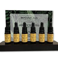 Body oils sensory test set