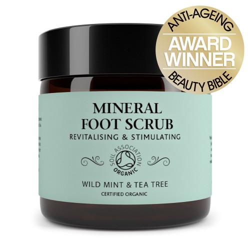 Mineral Foot Scrub