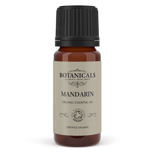 Organic Mandarin Essential Oil