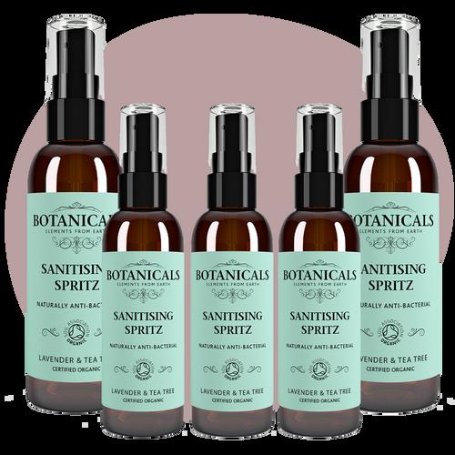 Sanitising Spritz: Family Pack