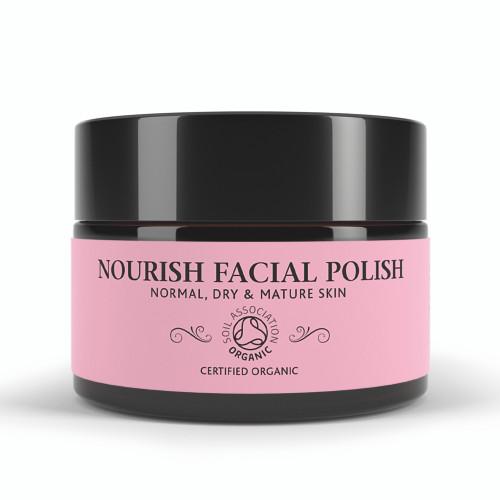 Nourish Facial Polish: Retail 30g