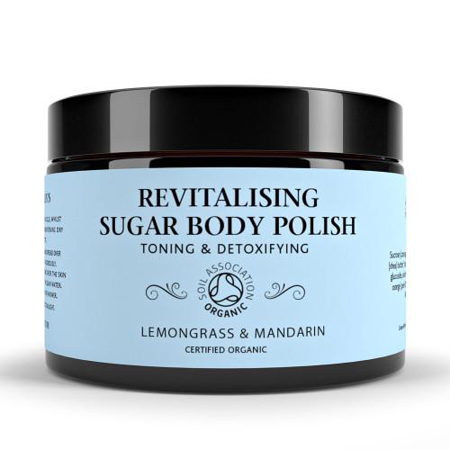 revitianlising sugar body polish