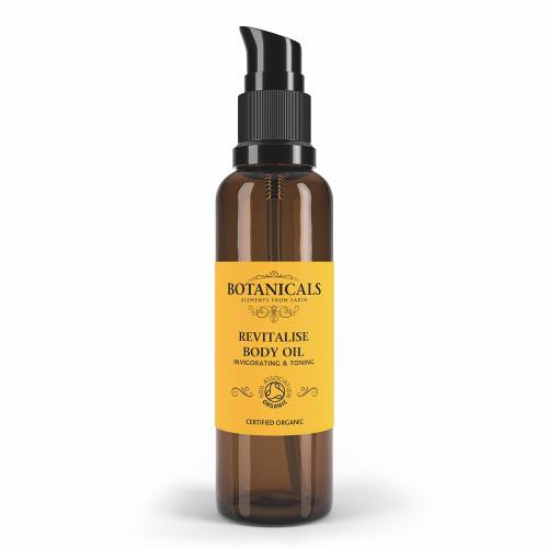 Revitalise Body Oil