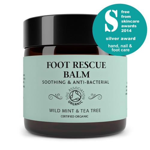Foot Rescue Balm