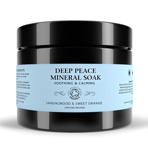 Deep Peace Mineral Soak