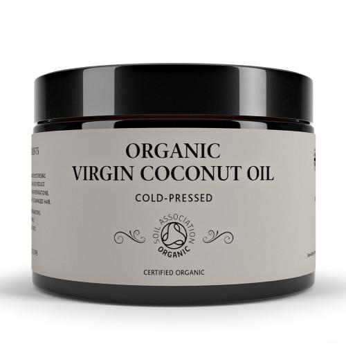 Organic Coconut Oil (Virgin)