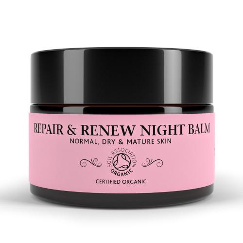 Repair & Renew Night Balm: Retail 30g