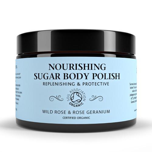Nourishing Sugar Body Polish