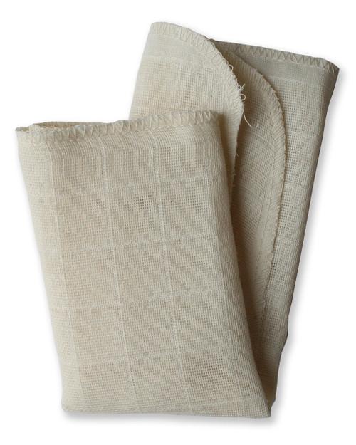 Organic Muslin Face Cloth - (Single)