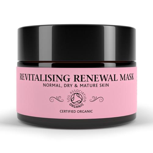 Revitalising Renewal Mask: Retail 35g