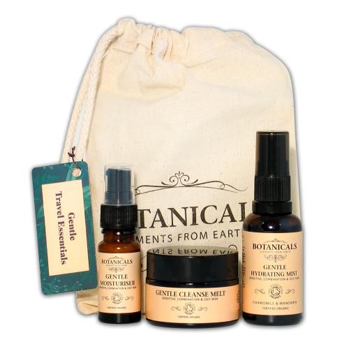 Gentle Skincare Travel Set