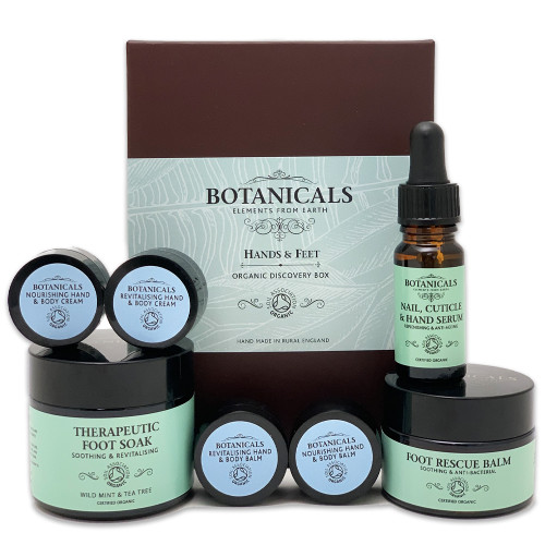 Hands & Feet Organic Discovery Box