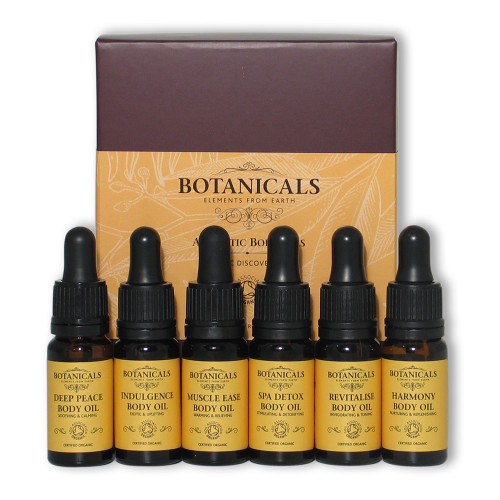 Aromatic Oils Discovery Set