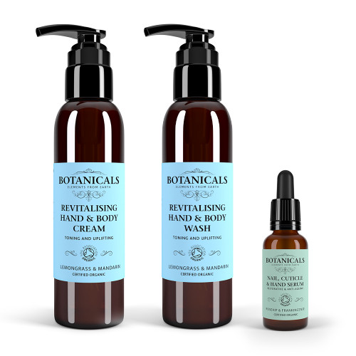 Revitalising Hand Care Bundle (3 for 2)