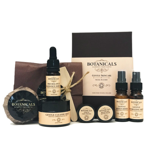 Gentle Skincare Facial in a Box