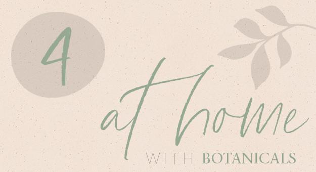 At Home with Botanicals: Tackling 'Maskne'