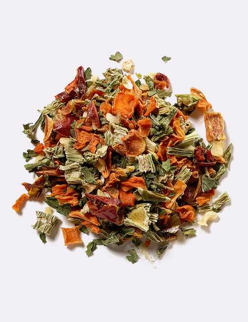 Soup Mix Vegetable Blend, Pint