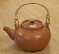 Peking - Chinese Earthenware Teapot