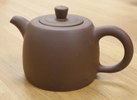 Earthenware Chinese Teapot Gamma