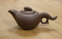 Alpha Earthenware Teapot