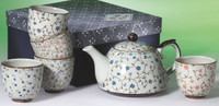 Japanese Porcelain Teaset