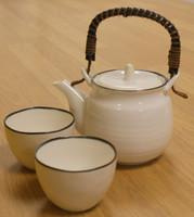 Japanese Ceramic Tea for Two