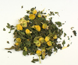 Chamomile and Nettle
