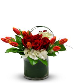 Rosy, original design by Bloom Fresh Flowers