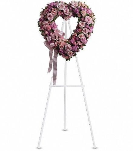 Loving Heart in Pink