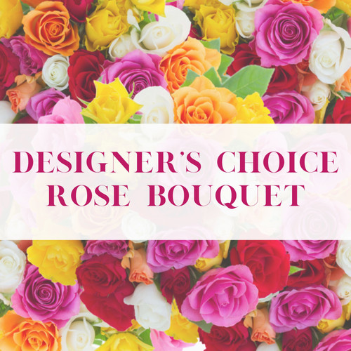 Designer's Choice - Mixed Roses Bouquet