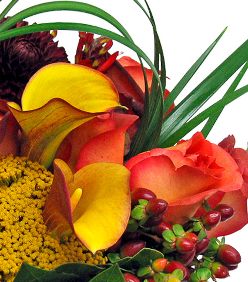Fresh Pick of the Day - Autumn Bouquet