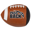 Peewee Composite Passback Football (Ages 4-8)