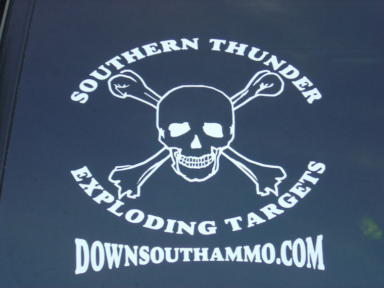 Southern Thunder Decal